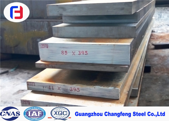Cold Work Mold Steel Plate 1.2379 / D2 / SKD11 For Making Cutting Tools