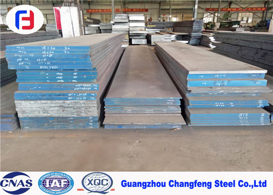 Multifunctional Tool Steel Bar Quenched And Tempered In Machinery Manufacturing SAE5140