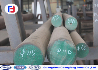 SKD11 Heat Treating Tool Steel , Tool Steel Round Bar Excellent Machinability